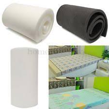 Where Can I Buy Upholstery Foam Foam Padding Ebay
