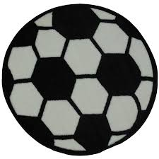 Cheap Kids Rug by Amazon Com Round Soccer Ball Area Rug 39