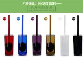 Long Handle Bathroom Cleaning Brush Bathroom Accessories Toilet Brush Holder Toilet Brush Long Handle