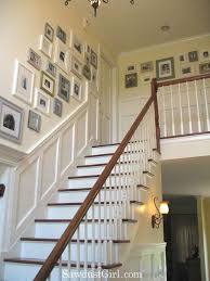 Decorating Staircase Wall Alluring Decor Inspiration Traditional Decorating Staircase Wall