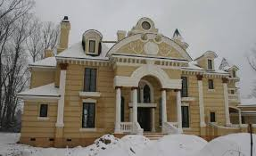 French Chateau Style Homes Portfolio Of Luxury House Blueprints And Plans