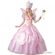 wizard of oz fairy godmother deluxe halloween costume cinderella