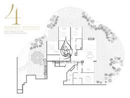 4 Bedroom Apartment Floor Plans Royal Bay By Azizi Typical Floor Plan