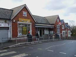 Gipsy Hill railway station