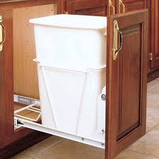 trash can cabinet insert tips fresh idea to design your kitchen with trash can cabinet