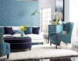 Blue Leather Chair And Ottoman Charming Teal Living Room Chair With Blue Chairs Paigeandbryancom