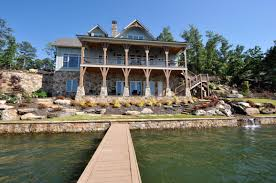 alabama waterfront property in lake martin alexander city west