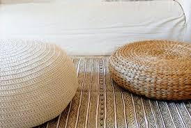 decorative pouf ottoman ikea for unique room design u2014 bitdigest design