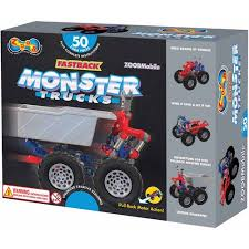 Zoob Mobile Monster Trucks Walmart