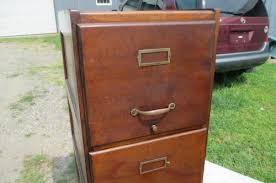 Retro Filing Cabinet Antique Wood File Cabinet Charming Inspiration Cabinet Design