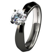 titanium engagement rings best 25 titanium engagement rings ideas on black