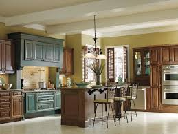 Best Casual Style Cabinets Images On Pinterest Dream Kitchens - Turquoise kitchen cabinets