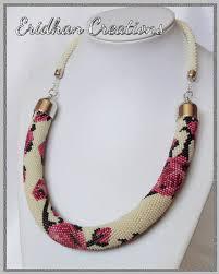 bead rope necklace images Eridhan creations beading tutorials beaded crochet rope jpg