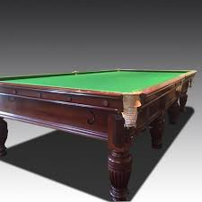 full size snooker table full size mahogany snooker table the games room company