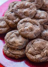chocolate gingerbread cookies recipe simplyrecipes com