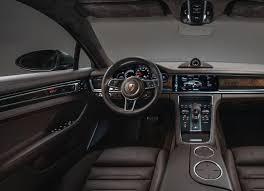 Porsche Panamera Interior - 2019 porsche panamera sports turismo interior photo 4k toyota
