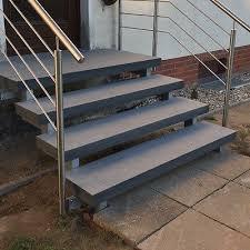 treppe naturstein die besten 25 granit treppenstufen ideen auf