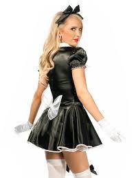 Maid Halloween Costumes Women U0027s French Maid Costume Upstairs French Maid Costume