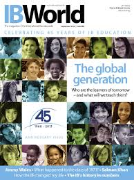 ib world 45 anniversary issue by international baccalaureate issuu