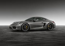 porsche cayman silver official agate grey metallic porsche exclusive cayman s gtspirit