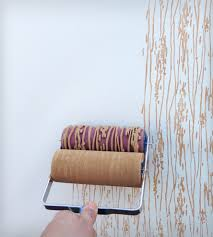 wood grain design patterned paint roller patterned paint rollers