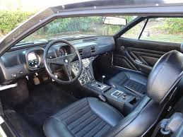opel vectra 2000 interior car of the day u2013 classic car for sale u2013 1972 de tomaso pantera