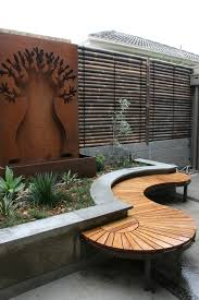 Metal Garden Benches Australia Best 25 Curved Outdoor Benches Ideas On Pinterest Contrast