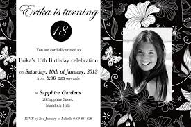 7 best images of black and white printable invitations make free