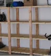 basement shelf garage shelves build storage shelves wooden