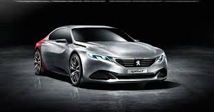 peugeot luxury sedan 2018 peugeot 508 to bring major design changes report photos