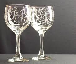 Wine Glass Decorating Ideas Nice Wine Glass Decorating Ideas Home Decor U0026 Furniture