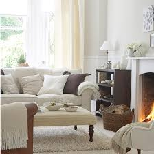 White Living Room Ideas Ideal Home - Interior decor living room ideas