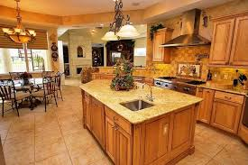 Honey Oak Kitchen Cabinets Oak Cabinets And White Appliances Can Anything Cheap Be Done