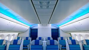 Boeing 787 Dreamliner Interior Dreamliner Interior Wnętrze Dreamlinera Elite Club Airlines