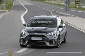 insane 2017 ford focus rs500 expected to deliver 400hp
