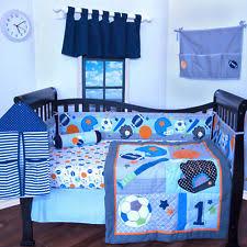 Baby Boy Sports Crib Bedding Sets Boys Sports Nursery Bedding Sets Ebay