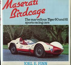 maserati birdcage tipo 61 maserati birdcage the marvelous tipo 60 and 61 sports racing cars