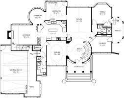 Housing Blueprints Floor Plans Architecture Single Floor Houses Pepeiro
