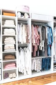 ikea hack closet storage for loft bedroom with sloping