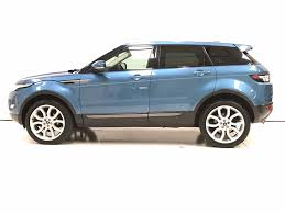 range rover evoque blue used mauritius blue land rover range rover evoque for sale