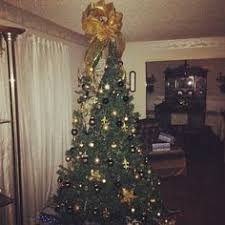 new orleans saints themed christmas tree my new orleans saints