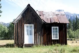 Idaho House by The Company House U2013 Restored 1800 U0027s Cabin In Atlanta Idaho
