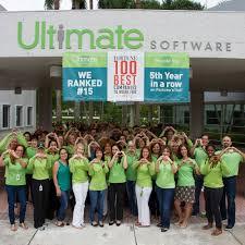 ultimate software interview questions glassdoor