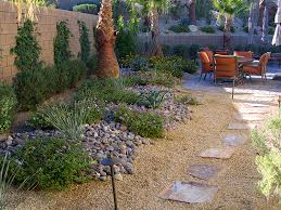 Desert Backyard Landscaping by Palm Springs Desert Landscape Images Path To Patio With Rock