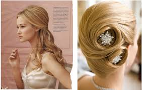 unique wedding hairstyles makeover from medium length to side hair