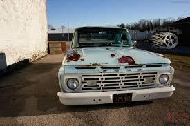 volkswagen truck slammed hotrod rat street rod truck lowered y block v8