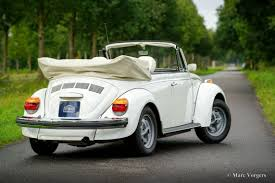 white convertible volkswagen volkswagen u0027beetle u0027 1303 cabriolet 1979 welcome to classicargarage
