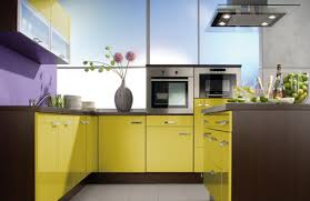 yellow kitchen design 57 bright and colorful kitchen design ideas digsdigs