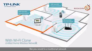 av500 powerline universal wifi range extender youtube