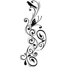 17 swirl pattern design images tattoo swirl designs clip art